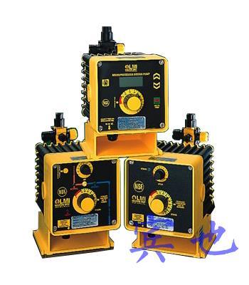 米顿罗电磁泵b系列 b系列电磁隔膜计量泵